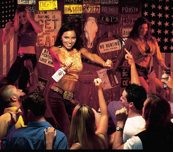 Coyote Ugly Bar & Dance Saloon