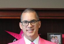"Craig Kirkland from Nevada State Bank Participated in ""Real Men Wear Pink"" Campaign and Raises Money for American Cancer Society"