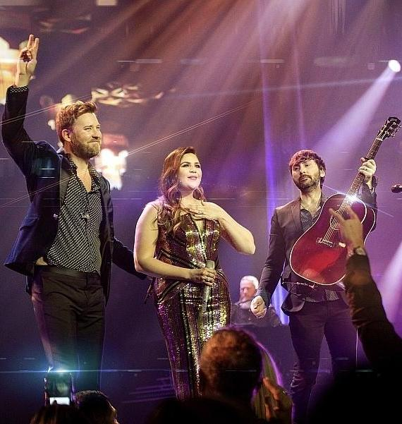 """Lady Antebellum Returns to Las Vegas for """"Our Kind of Vegas"""" Residency Highlighting Songwriter Dave Barnes"""