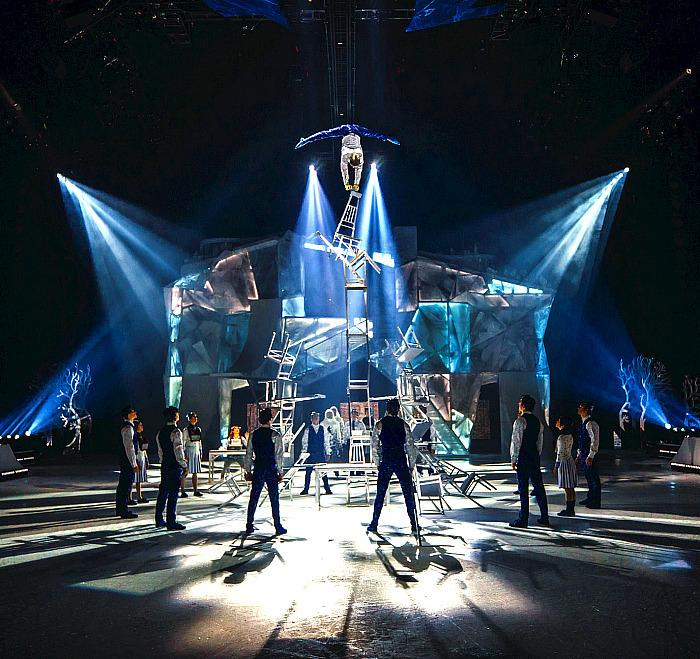 Cirque du Soleil Premieres New On-Ice Special Available Online, Friday, May 15 on CirqueConnect