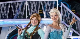 """Catch Frozen Fever when Disney On Ice presents """"Frozen"""" at Thomas & Mack Center January 6 – 11, 2016"""