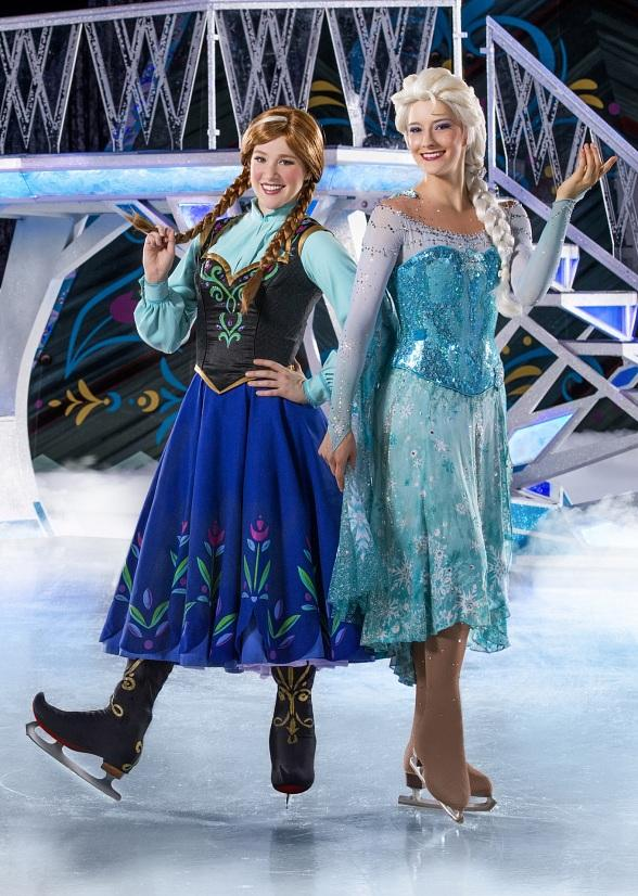 Catch Frozen Fever when Disney On Ice presents