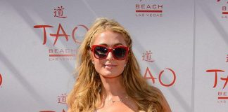 Paris Hilton hosts Fourth of July bash at TAO Beach
