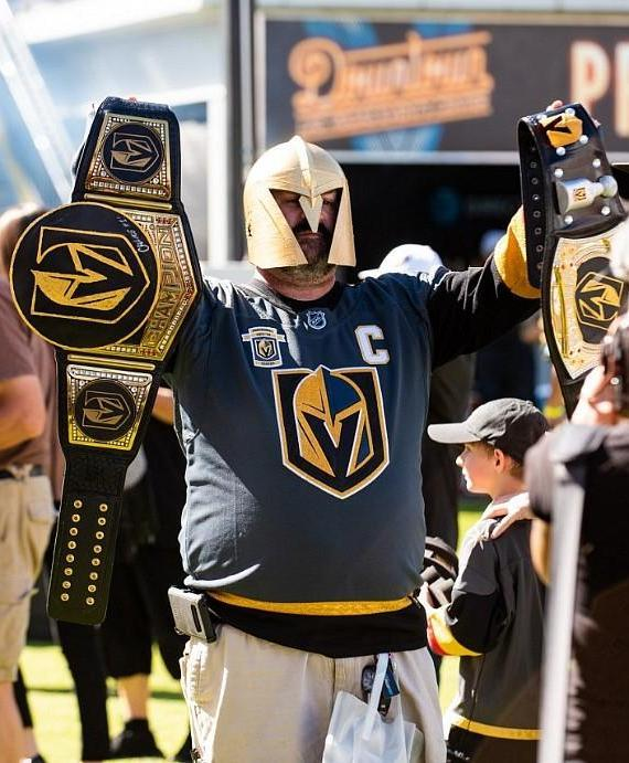 Downtown Las Vegas Events Center to Host Vegas Golden Knights Watch Party, February 28