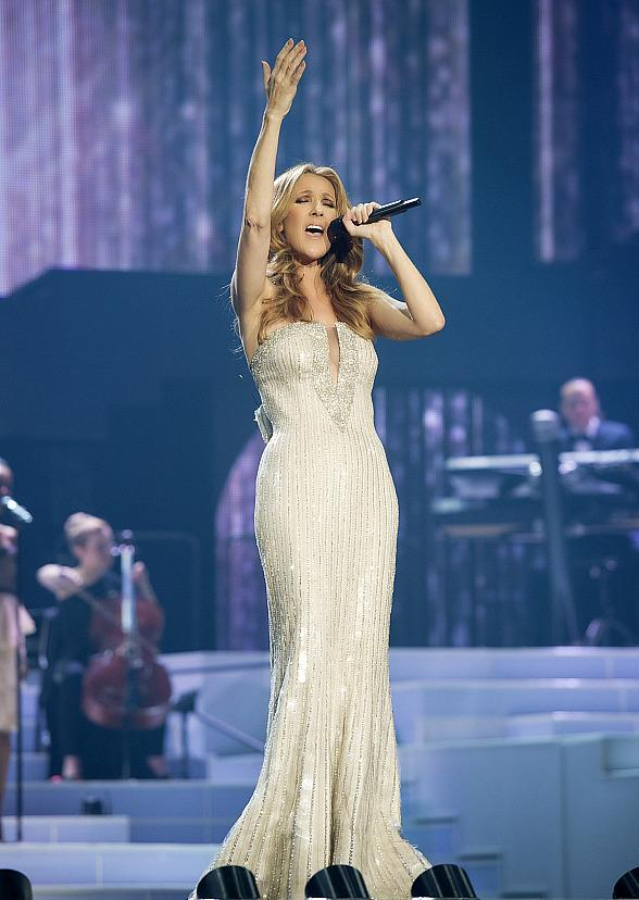 Celine Dion Announces Her Return to The Colosseum at Caesars Palace August 27, 2015