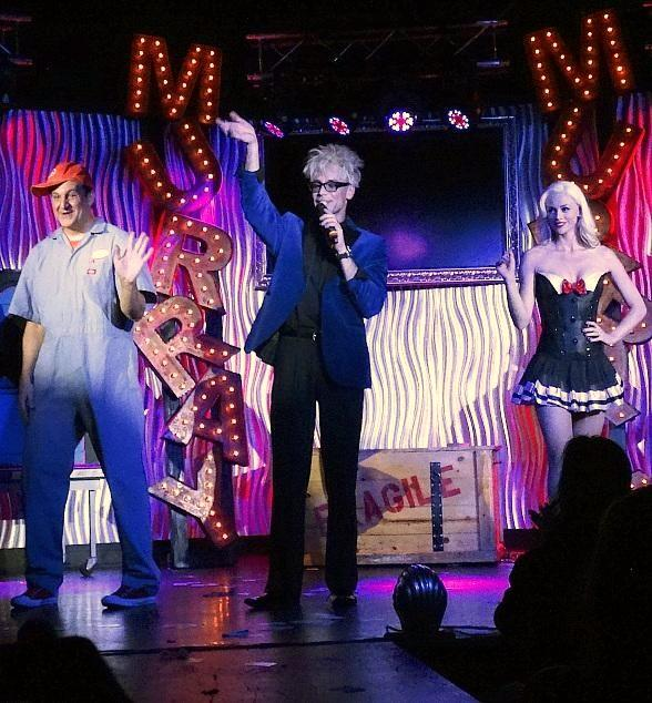 MURRAY 'Celebrity Magician' opens new show at Planet Hollywood Sin City Theatre