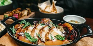 Nomad Las Vegas Hosts Year of the Pig Roast at Nomad Bar, September 3