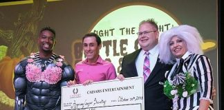'Battle of the Bras & Boxers' Fashion Show Raises Over $157,000 for the American Cancer Society to Benefit Las Vegas Community