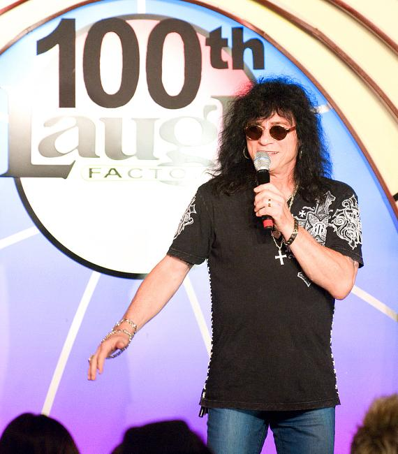 "Paul Shortino, well known as the lead singer of Quiet Riot, sings the Etta James song ""At Last"""