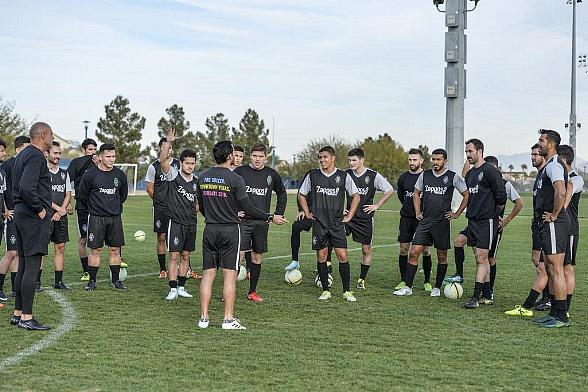 Lights Football Club Players, Coaches to Hold Interactive Open Training Session Wednesday Jan. 31