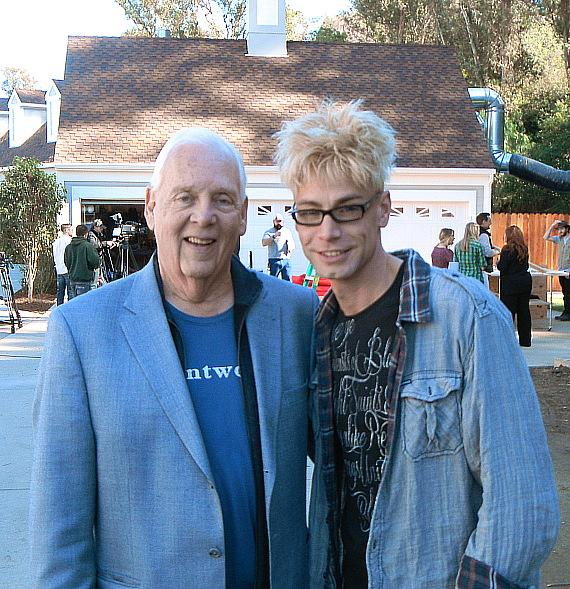Woody Fraser – producer of show and creator and producer of 80's HIT 'That's Incredible' with Murray SawChuck