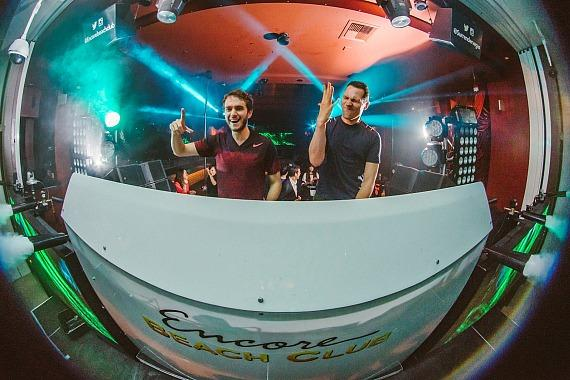 Tiesto joins Zedd on the decks