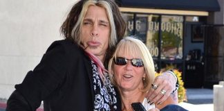 """Steven Tyler"" of Legend in Concert Surprises Goodwill Donors to Kick off Spring Cleaning Season"