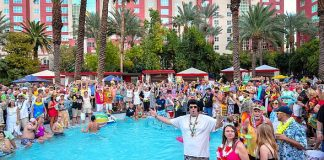 "Margaritaville Restaurant Las Vegas to Host Official ""Son Of A Son Of A Sailor Tour"" Pre-Concert Pool Party at the Flamingo Las Vegas Oct. 20"