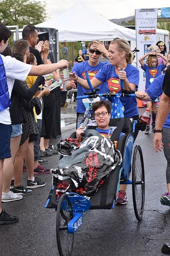 Be a Superhero for Kids Battling Cancer: