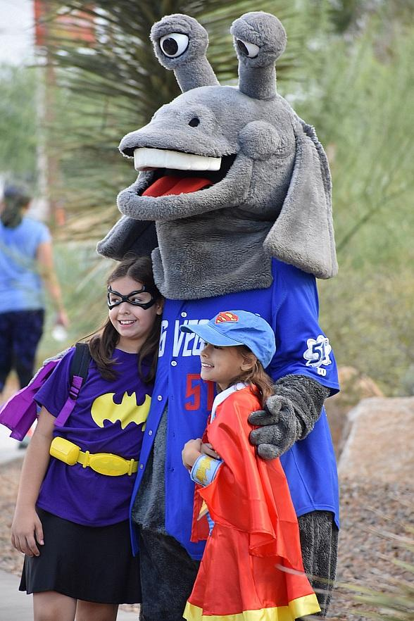 Be a Superhero for Kids Battling Cancer; Sign Up to Run, Walk, Have Fun for Candlelighters Sept. 15 at Mountain's Edge's Exploration Park