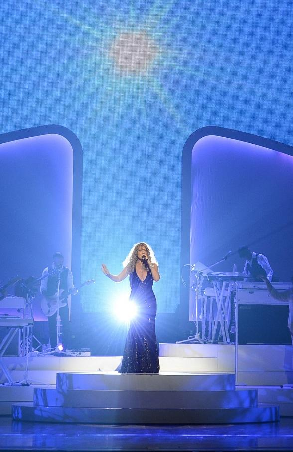 Mariah Carey announces new 2016 dates for her Sell-Out Las Vegas Residency at The Colosseum at Caesars Palace