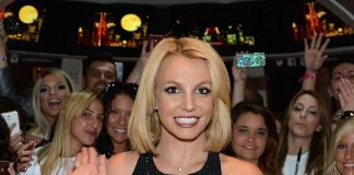 Britney Spears is Celebrated with The Key to the City of Las Vegas' Iconic Strip