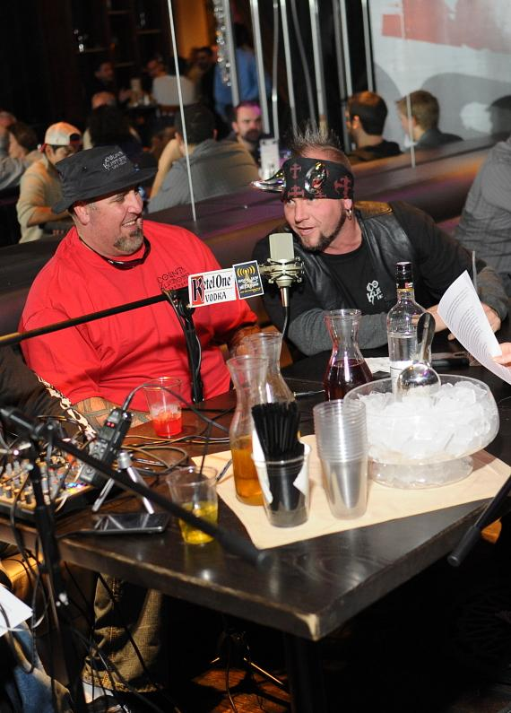 Scott and Horny Mike of Counting Cars