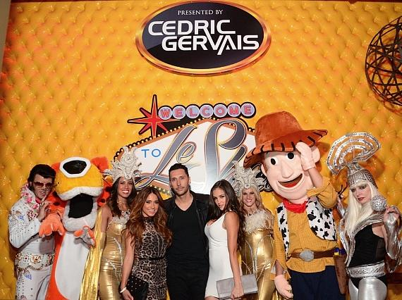 Cedric Gervais at Andrea's