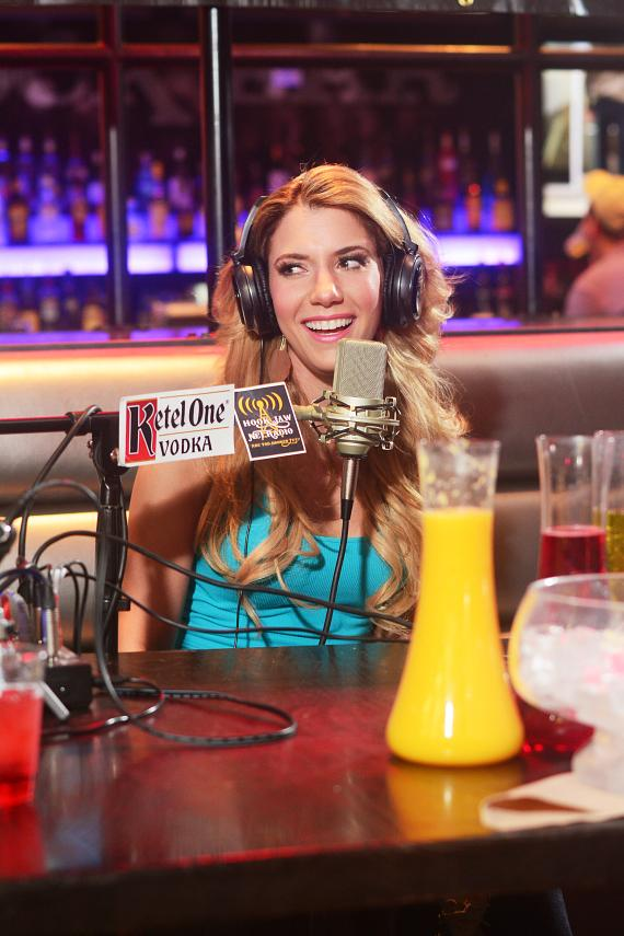 Maren Wade from iCandy The Show goes 'On Air with Robert & CC'