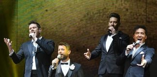 "Il Divo Brings ""Timeless Tour"" to The Pearl at Palms Casino Resort"