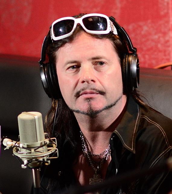 """John Payne from Raiding the Rock Vault goes """"On Air with Robert and CC"""""""
