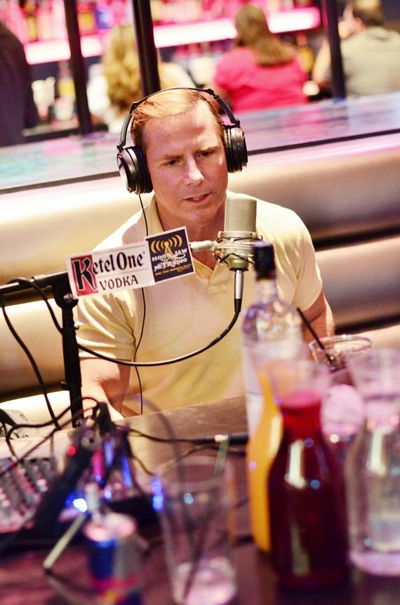 Comedian Tom Cotter goes on Air with Robert & CC Friday from PBR Rock Bar