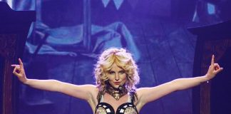 "Britney Spears Debuts ""Britney: Piece Of Me"" to Sold Out Audience at Planet Hollywood Resort & Casino"