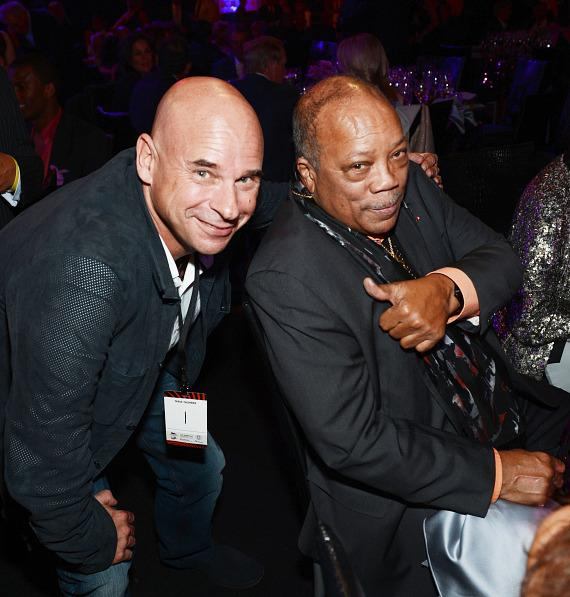 "Stars Celebrate Quincy Jones and Sir Michael Caine's 80th Birthday at Keep Memory Alive's 17th Annual ""Power Of Love"" Gala"
