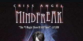 """Criss Angel Mindfreak"" Celebrates One-Year Anniversary at Planet Hollywood Resort & Casino"