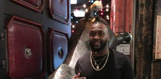 Dallas Rookie Free Safety Kavon Frazier Spends Big Game at PBR Rock Bar & Grill