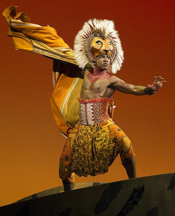 Tickets for Disney's The Lion King On Sale June 15 - Performances Begin at The Smith Center Nov. 7