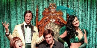 """David Copperfield Attends """"Absinthe"""" at Caesars Palace"""