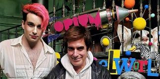 Illusionist David Copperfield Attends OPIUM at The Cosmopolitan
