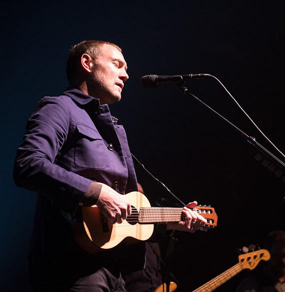 David Gray Performs at The Joint at Hard Rock Hotel & Casino in Las Vegas