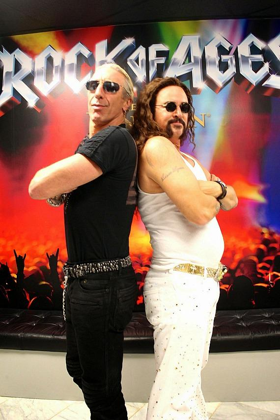Dee Snider with Troy Burgess