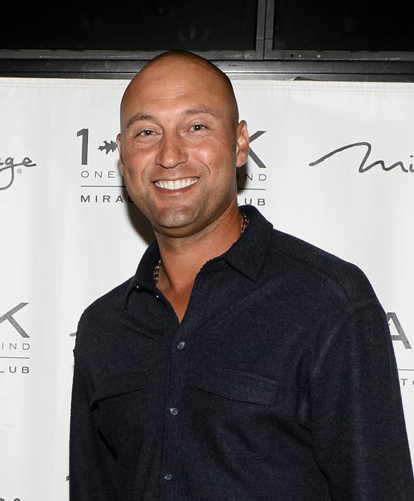 Derek Jeter Hosts the Official After Party for his 2nd Annual Celebrity Invitational at 1 OAK Las Vegas