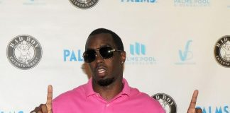 Diddy at Palms Pool & Bungalows