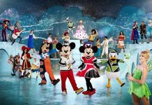 """""""Disney On Ice presents Mickey's Search Party"""" Brings the Magic Closer to Fans Through Innovative Technology and Transformative Performances"""