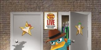 Disney's Phineas and Ferb: The Best LIVE Tour Ever 9/30-10/2