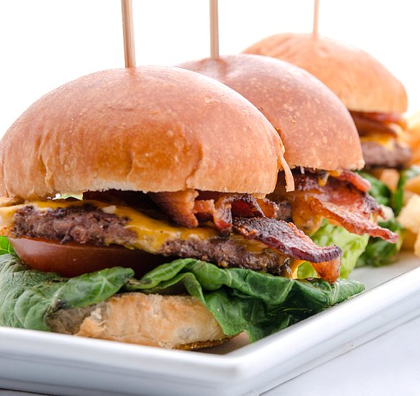 Celebrate National Burger Day with Free Burgers at Remedy's, Elixir and Distill but only if you have the right name!