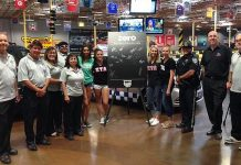 Pole Position Raceway Shows Dangers of Distracted Driving in Teens During Public Service Event