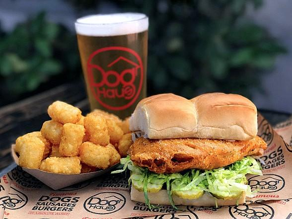 Dog Haus Gets Cocky with the Launch of the Bad Mutha Clucka