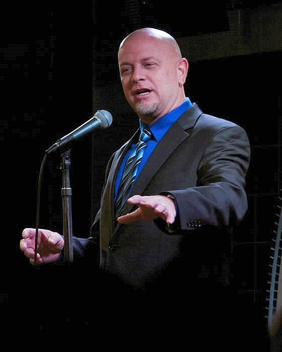 From Afghanistan to Vegas Comedian Don Barnhart Brings Laughter to the World