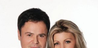 Donny Osmond Home Opening Gallery Event at Walker Furniture May 7