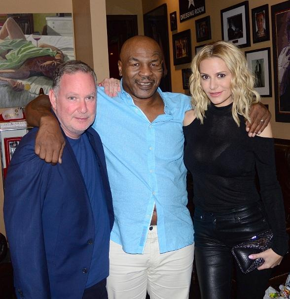 """UFC Star Yancy Medeiros and """"Real Housewives of Beverly Hills"""" Stars Dorit and PK Kemsley Attend Opening Weekend of """"Mike Tyson Undisputed Truth – Round 2"""""""