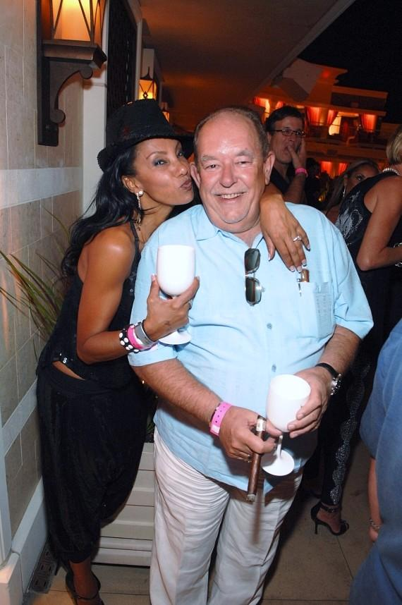 Downtown Julie Brown and Robin Leach