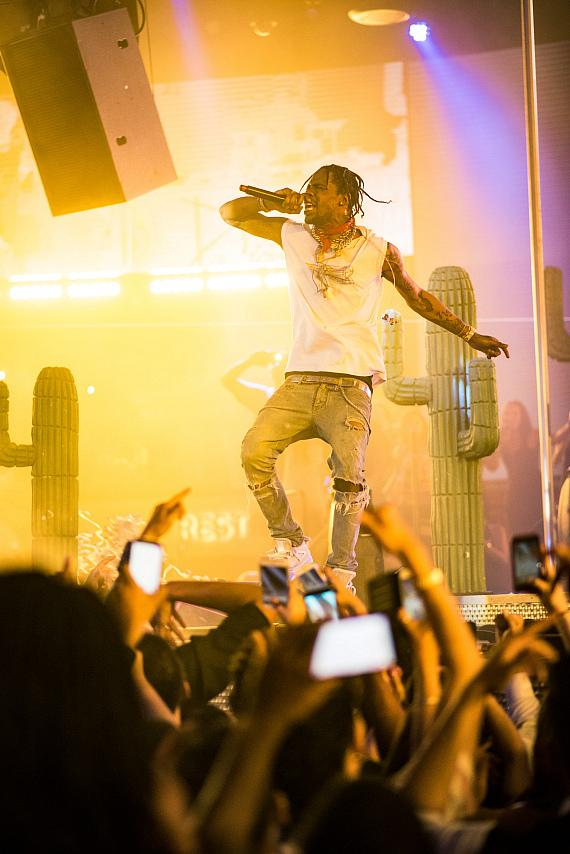 Drai's Continues its Second Anniversary Weekend Celebrations with Performance by Travis Scott