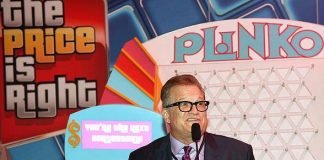 Drew Carey, Famke Janssen and Freed's Bakery Make Appearances Global Gaming Expo in Las Vegas